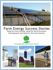 Farm Energy Success Stories, 2014 Edition