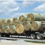 Delivering biomass to the Show Me Energy Cooperative (Missouri)