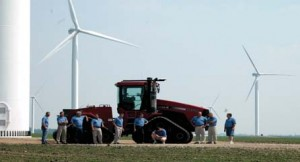 Crosswind Energy Project - utility-scale wind