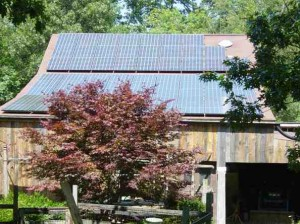 Dove & Boar Farm - solar electric